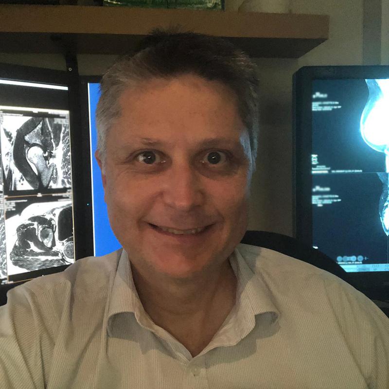 Dr Patrick Bergin
